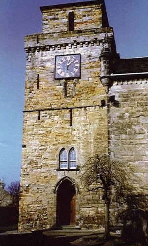 Old Kirk Tower